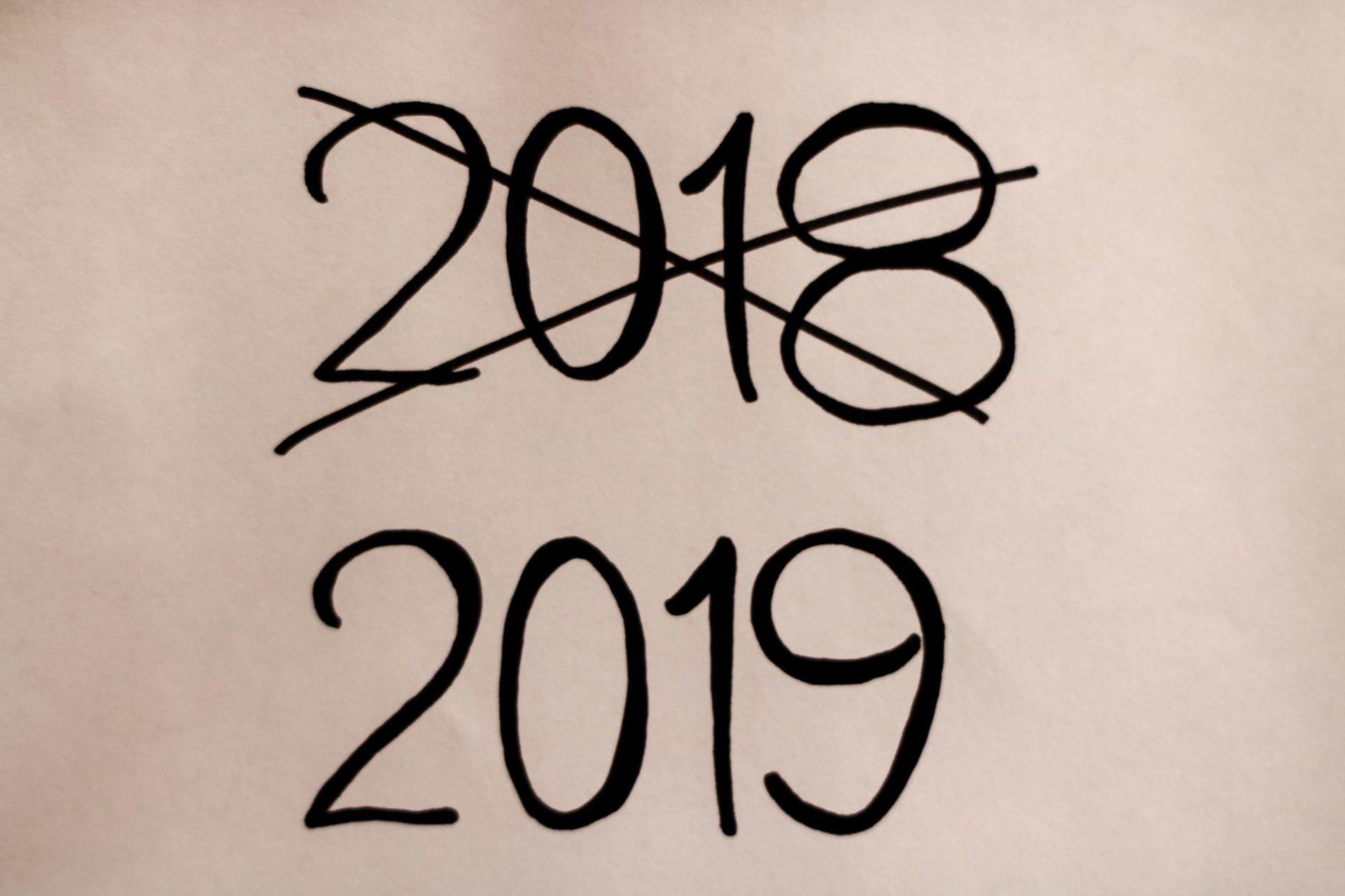 Jahreswechsel 2018 | 2019